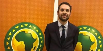Amr Fahmy, nouveau secrétaire général de la CAF (photo cafonline.com )