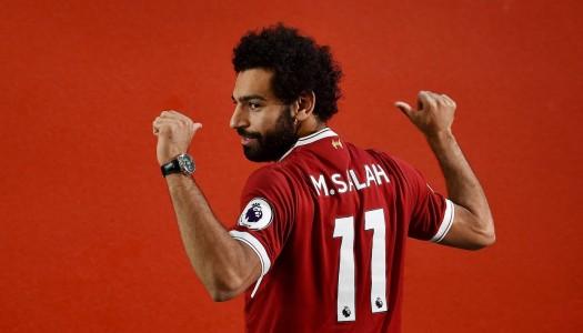 Liverpool : Salah n'est pas encore parti