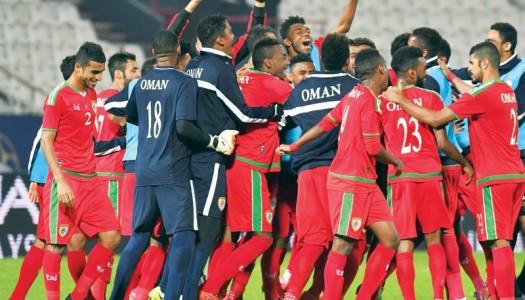 Coupe du Golfe: Oman bat et sort l'Arabie Saoudite