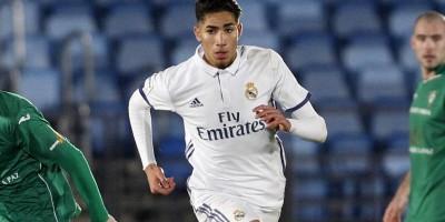 Achraf Hakimi, Real Madrid