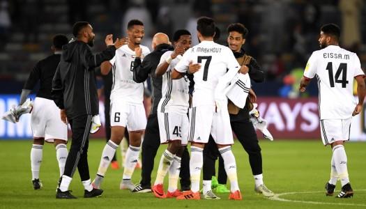Coupe du monde des clubs: Al Jazira OK, le WAC KO