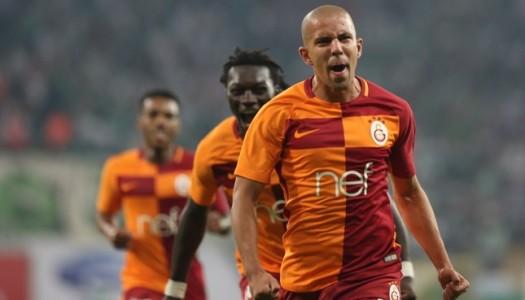 Galatasaray: Feghouli avait besoin d'être aimé