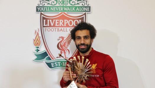 BBC African Best Player: bis repetita pour Salah  ?