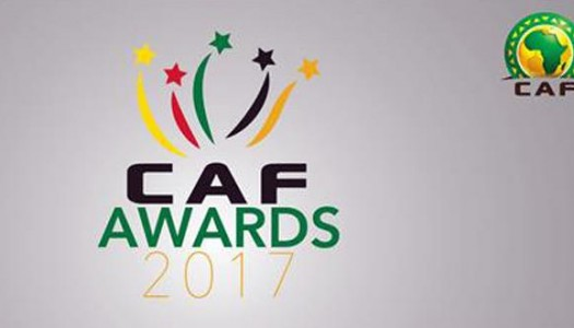 CAF AWARDS 2017: Mohamed Salah part favori