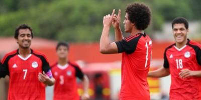 Cosafa Cup U20: Egypte -Ile Maurice (2-0) (photo coassa Cup)