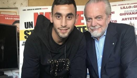 Naples : Faouzi Ghoulam jusqu'en 2022