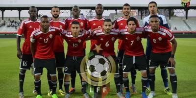 Libye au CHAN crédit @Libya Football Federation