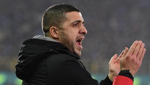 Anderlecht: Karim Belhocine  vise les playoffs 1