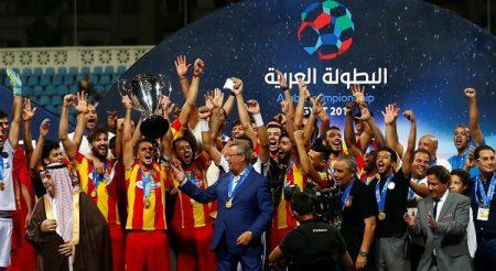 Victorieuse  de la  LDC 2018  l'EST veut conserver son son titre  photo cafonline.com)