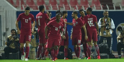Qatar - Yémen, 4-0 ( photo afc.com)