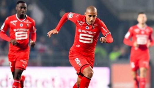 Rennes: Khazri «n'est pas Cavani» mais…