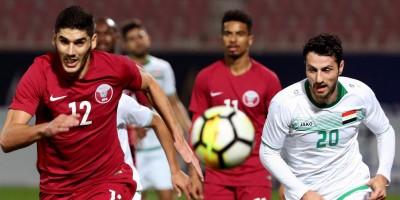 Irak - Qatar (2-1), photo afc.com