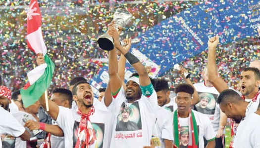 Oman:  Branko Ivankovic en pleine prospection