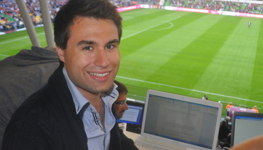Gautier Stangret: «Le football est une science (in)exacte
