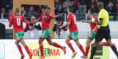 CHAN 2018   Maroc - Namibie (2-0), photo cafonline.com
