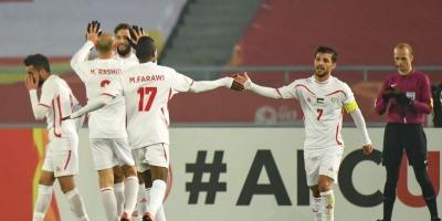 Palestine, la belle  surprise  du championnat AFC U23