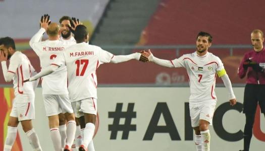 AFC U23:  Qatar – Palestine en quart