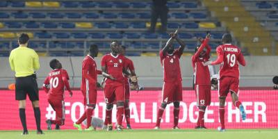 Le Soudan disputera au Maroc  la première place du groupe A (ohoto cafonline. com )
