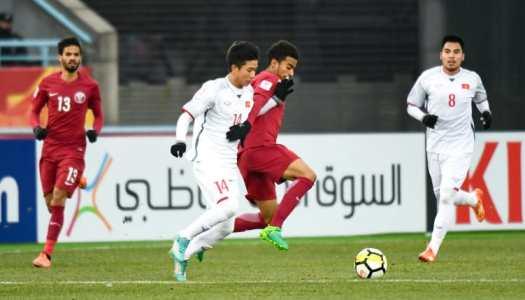 AFC U23 :  Le Vietnam écarte le Qatar de la finale