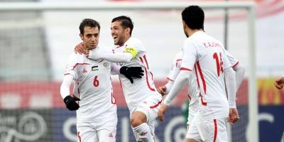 La Palestine est la belle surprise du tournoi (photo arc.com)
