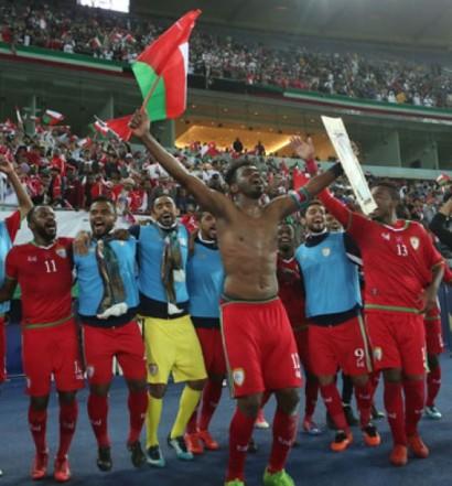 Oman en finale de la Coupe du Golfe des nations (photo times of Oman)