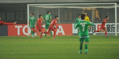 AFC U23 :  Irak - Vietnam (3-3, 3 tab 5). Photo aft.com