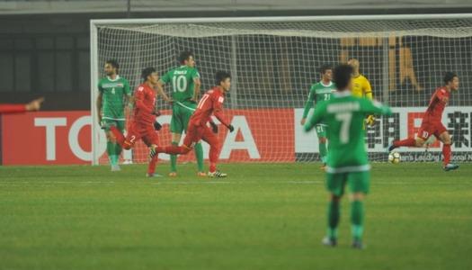 AFC U23 : Le Vietnam élimine l'Irak en quart