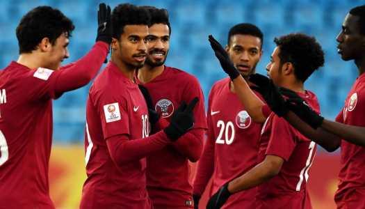 AFC U23 : le Qatar sur le podium
