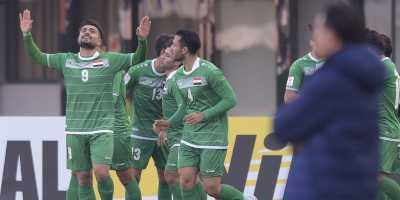 L'Irak U23 a atomisé la Malaisie (4-1), photo afc.com
