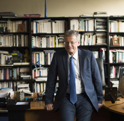 Pascal Boniface, directeur de l'IRIS
