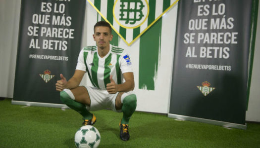 Betis Séville :  Zouhair Feddal out six mois