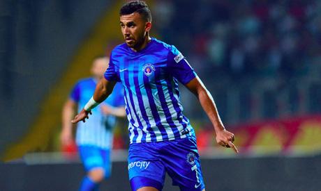 Galatasaray : un oeil attentif sur Mahmoud «Trezeguet»