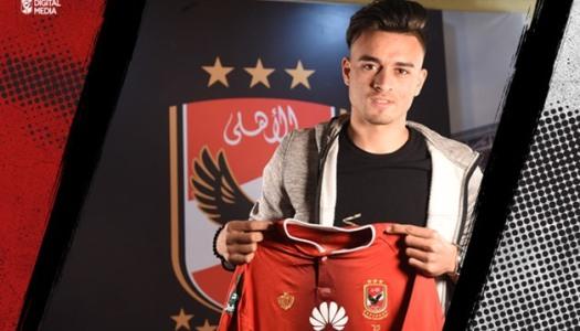 Ahly:  Salah Mohsen réalise un premier rêve