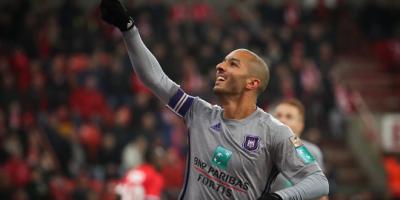 Sofiane Hanni a passé 18 mois riche en émotions sous les couleurs d'Anderlecht
