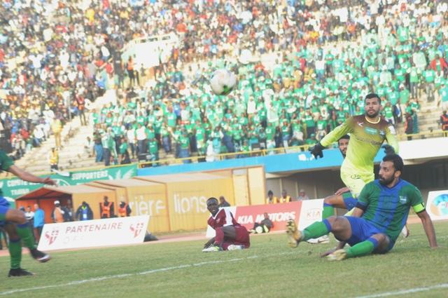 Génération Foot (Sénégal) crache Misr El Maqassa (Egypte), photo cafonline.com