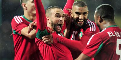 Maroc - Nigeria, 4-0 (photo cafonline.com)