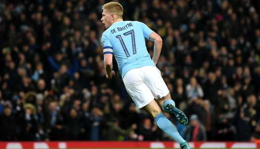 Man City: Guardiola croit en l'étoile De Bruyne