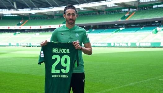 Werder Brême:   Ishak Belfodil prêté en Chine ?