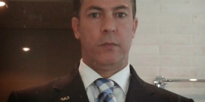Jamal Al-Jaafri Pdt de la Libyan Football Federation