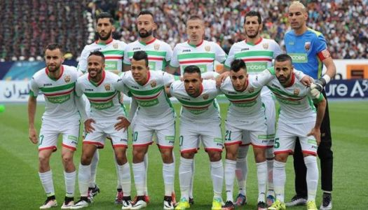 Coupe arabe: le MC Alger passe en quart