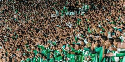 Le derby 2018 remporté par le Raja Casablanca