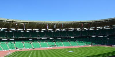 Stade de Basra (Irak)