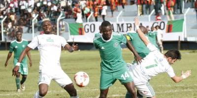 Green Buffaloes - El Masry (2-1), mais les égyptiens vainqueurs à l'aller (4-0) se qualifient  (photo cafonlne.com)