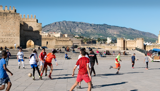 Maroc 2026 : Premier message  lancé au monde