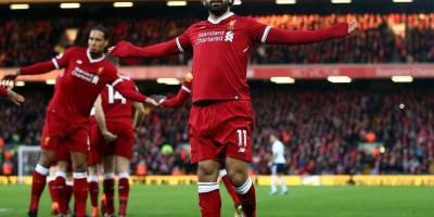 Mohamed Salah ne lâche pas Harry Kane au classement des buteurs de la Premier League