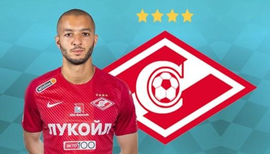 Spartak Moscou : les confessions de Sofiane Hanni