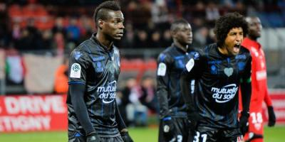 Mario Balotelli victime d'insultes racistes à Dijon