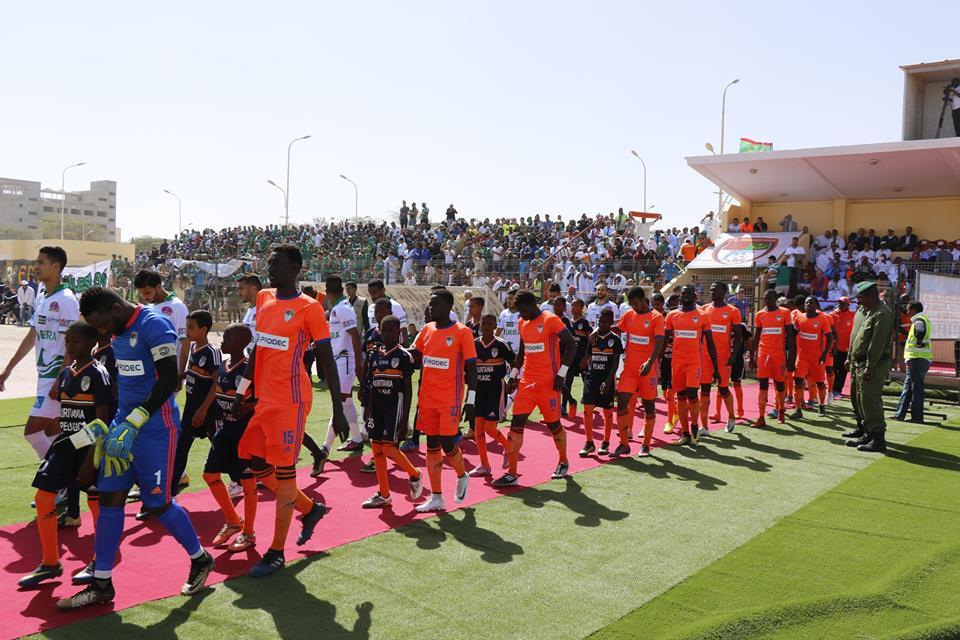 FC Nouadhibou - Raja (2-4) photo page facebook du FC N