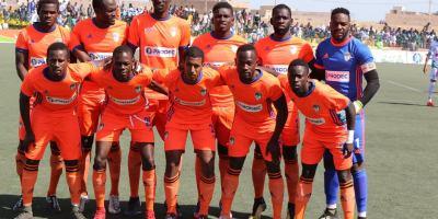 FC Nouadhibou 2018  (photo page facebook FC N)