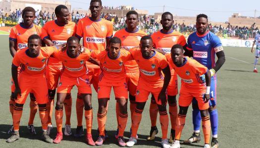 FC Nouadhibou: la fierté du président Boughourbal